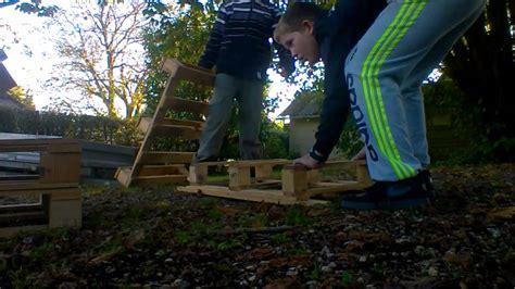 comment fabriquer un canap comment construire un tremplin teste