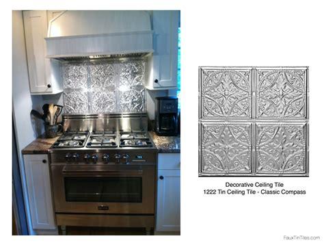 stainless steel stove fabulous tin backsplash