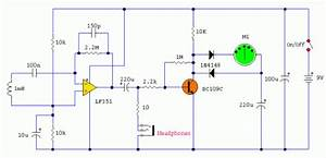 How To Build Electromagnetic Field Probe With Meter Output