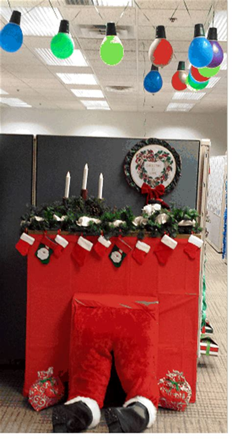 diy christmas cube decorations cubicle decorations brizp cubicle decorations cubicle and
