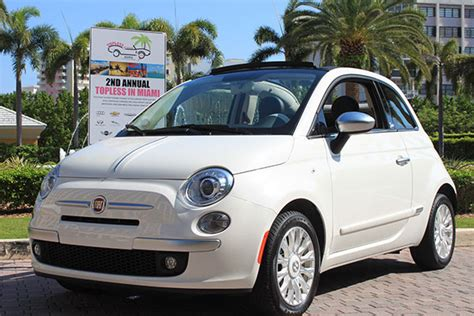 Fiat 500 Review 2013 by 2013 Fiat 500 Review