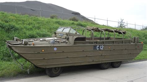 Ww11 Duck Boats For Sale by Dukw Rieu Te Bezichtigen In Brunssum 1limburg