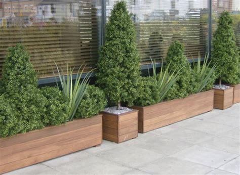 25 ideas of outdoor artificial plants