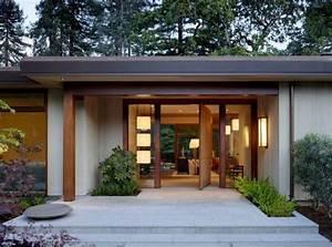 amenager une entree de maison moderne With amenager entree exterieure maison