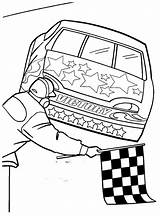 Coloring Nascar Dale Earnhardt Jr Kyle Busch Drawing Cars Getcolorings Printable Getdrawings Position Finish 1st Popular Coloringhome sketch template