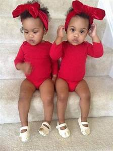 Twin baby girls | Wilhelmina | Pinterest