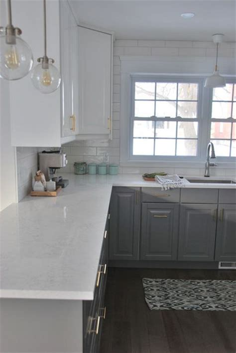 best countertops for white kitchen cabinets 25 best ideas about white quartz countertops on 9116