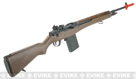 evike custom class ii 500 fps m14 airsoft gas blowback