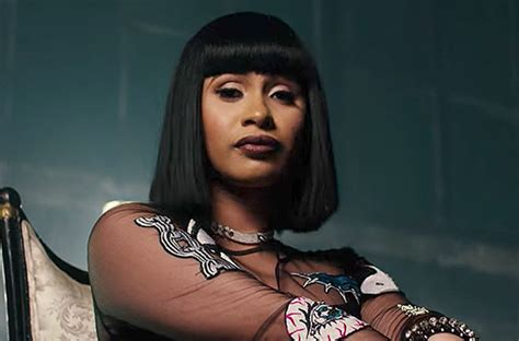 Cardi B Talks Fame, Future, And Feminism  Z903 San Diego
