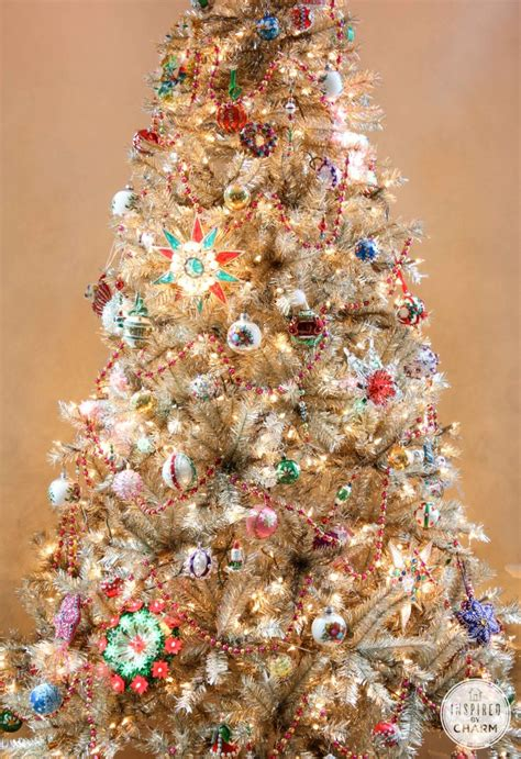 retro christmas trees vintage new year s eve party ideas ruby lane blog