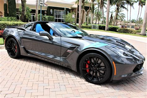 Limited Edition Corvette by 2017 Chevrolet Corvette Grand Sport Limited Edition No 412