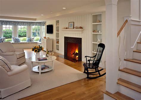 Rockingchair At Modern Interior