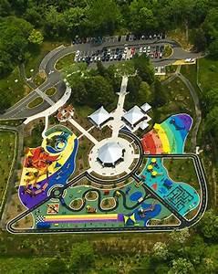 Clemyjontri Park - Mclean, VA - World's largest accessible ...