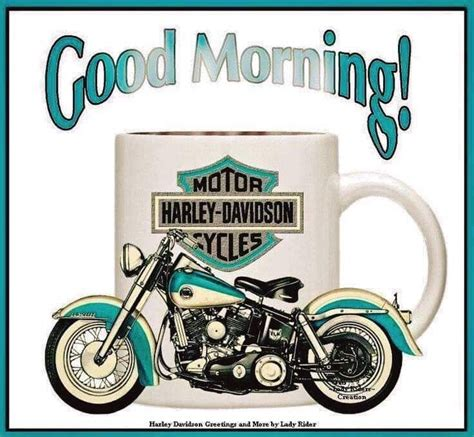 See more ideas about good morning, biker quotes, harley davidson. Pin by Nina on Harley Things   Biker quotes, Harley davidson, Good morning animated images
