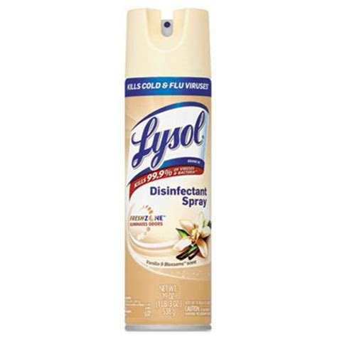 lysol brand disinfectant spray rac82607