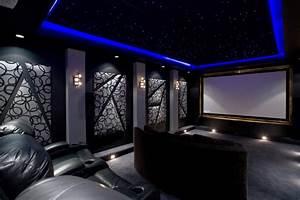 Home Cinema Room : home theater contemporary home theater phoenix by chris jovanelly interior design ~ Markanthonyermac.com Haus und Dekorationen