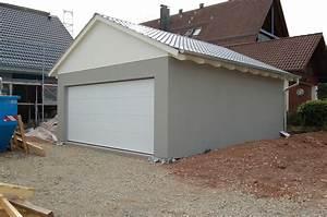 Garage Bauen Kosten : imm garagen fertiggaragen in holzst nderbauweise von ~ Lizthompson.info Haus und Dekorationen