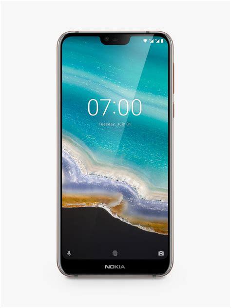 nokia  smartphone android   lte sim
