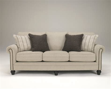 Linen And Loveseat by Milari Linen Sofa Price Busters