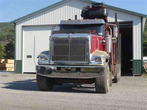 international  heavy duty trucks
