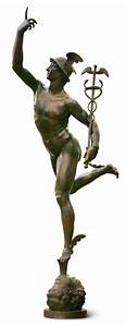 Mercury Roman God | Roman Mercury | DK Find Out