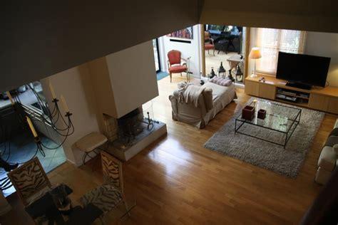 salon salle a manger cuisine 50m2 deco photo romantique et parquet sur deco fr