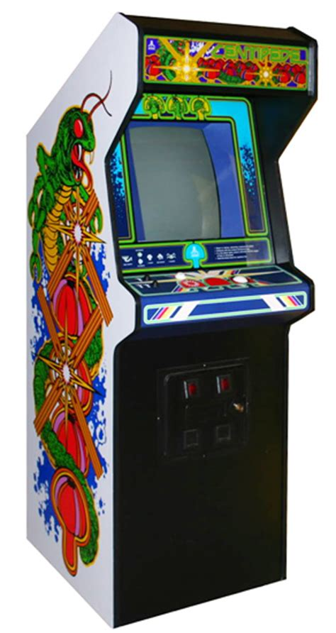 Centipede Classic Arcade Game Rental Video Amusement San
