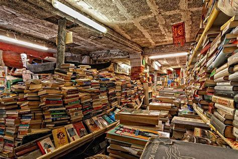 Libreria Italia by Acqua Alta Library Venice Tourism