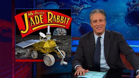patrick stewart jade rabbit who froze jade rabbit the daily show with jon stewart
