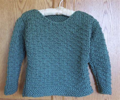 loom knit sweater loom knitting july 2006