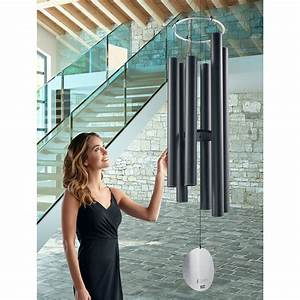 Carillon A Vent : aureole tunes ca 42 zoll 106 cm schwarz online kaufen ~ Melissatoandfro.com Idées de Décoration