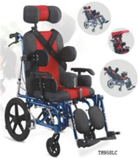 wheelchair for cerebral palsy children from china