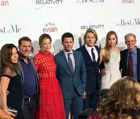 The Best Of Me Movie Premiere & After Party
