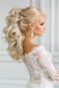 Coiffure Femme Pour Mariage : 1001 id es pour la coiffure boucle mariage trouvez les plus belles options ~ Dode.kayakingforconservation.com Idées de Décoration
