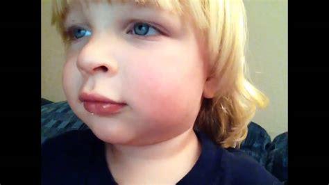 Blonde Hair Blue Eyed Boy Youtube
