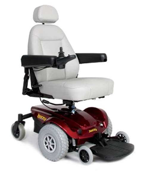 Jazzy Select Power Chair Weight by Jazzy Select Powerchair