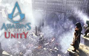 Assassin's Creed Unity HD Wallpapers
