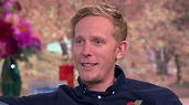 Laurence Fox waves goodbye to Lewis as he launches music ...