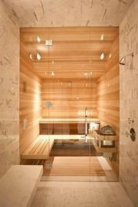 Sauna Für Badezimmer : 1001 ideen f r ein stilvolles und modernes traumbad ~ Watch28wear.com Haus und Dekorationen