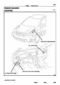 Corolla 2004 Corola2004 Pdf Diagramas De Autos