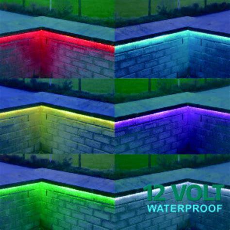 led le farbwechsel led smd led 3m farbwechsel fernbedienung lichteffekt ip 68