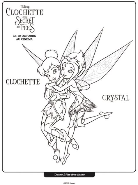 dessin a imprimer la f 195 169 e clochette et la pierre de lune