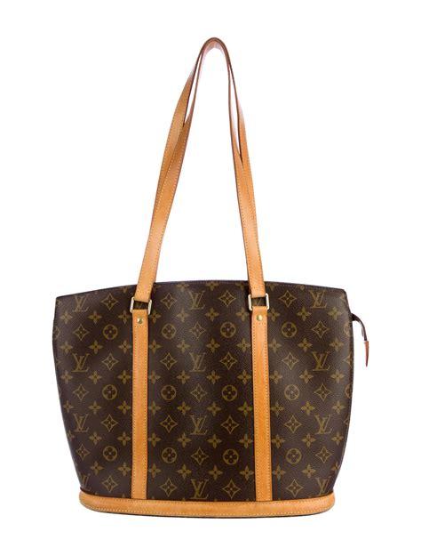 louis vuitton babylone bag handbags lou  realreal