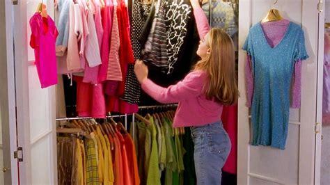 clueless closet  real