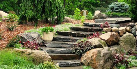 Landscape Backyard Design Ideas - 20 rocking landscaping ideas with rocks front yard