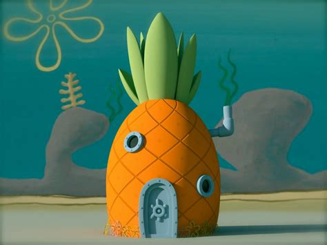 Spongebob Pineapple House By Ysadiki On Deviantart