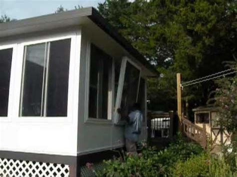 Building A Sunroom by Building A Sunroom Porch Enclosure South Jersey Sunrooms