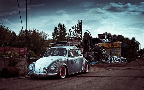 Volkswagen Wallpapers by Volkswagen Beetle Wallpapers Wallpaper Cave