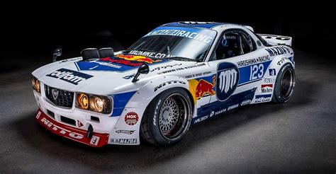 'Mad' Mike's original MadBul RX-7 gets old-school facelift ...