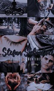 Stefan Salvatore Vampire Diaries Wallpaper - KoLPaPer ...